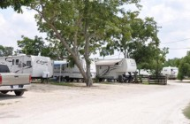 AAA RV Park in Beaumont, TX